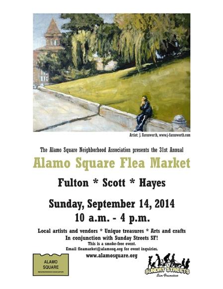 2014-Alamo-Square-Flea-Market